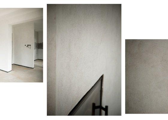 Imitace betonu Krb