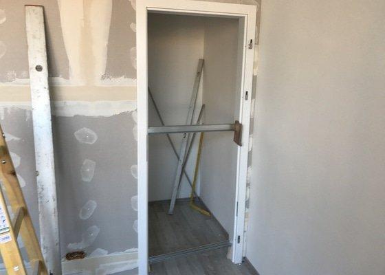 Odhlučnění bytu sádrokartonem