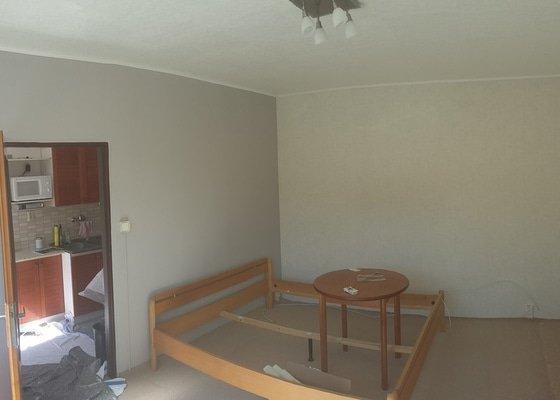 Malířské a tapetářské práce 1 pokoj 1 kuchyňka