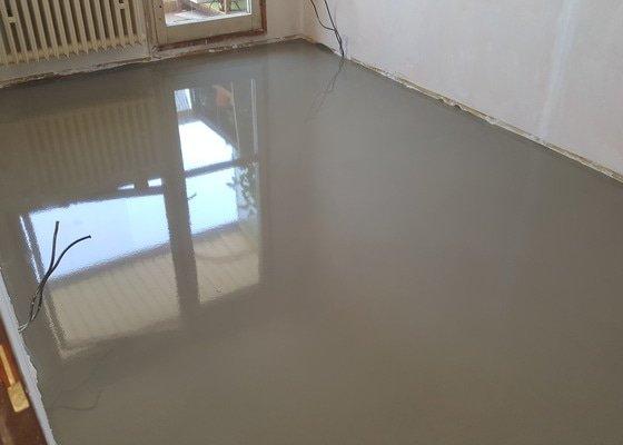 Rekonstrukce podlahy