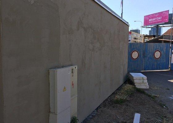 Zateplení garáže Brno