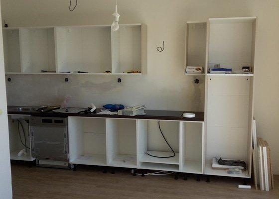 Obloženi kuchyně (cca 2,5m2)