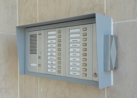 Rekonstrukce DT a instalace přístupového systému