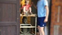 Stěhování sochy 1m váha 150-200kg