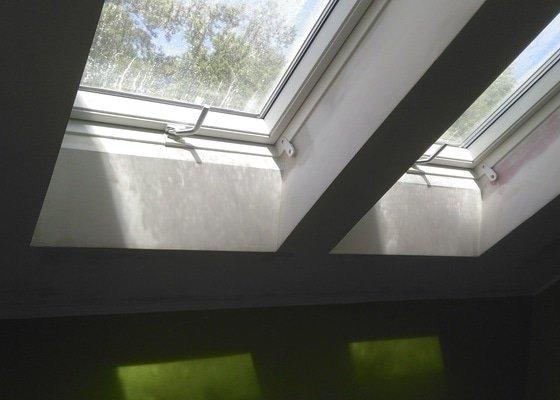 Opláštění střešních oken