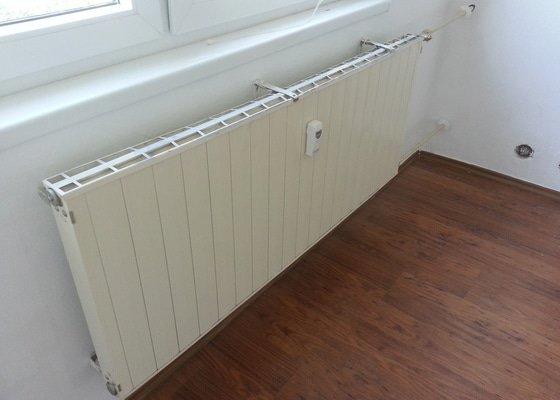 Vymena radiatoru