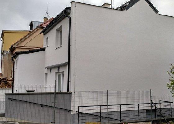 Rekonstrukce RD Plzeň - Bolevec