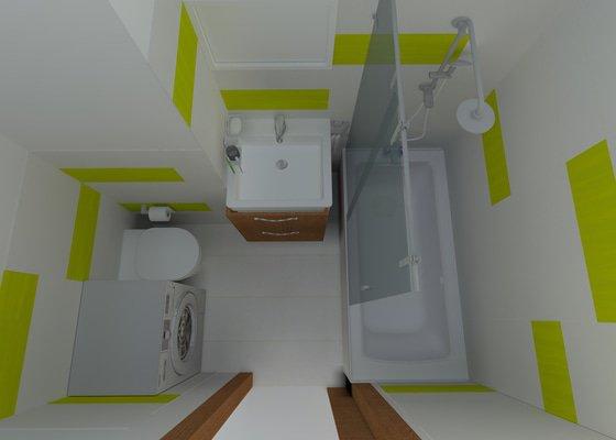 Rekonstrukce bytu v panelovém domě