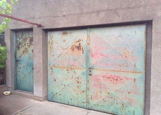 Renovace garážových vrat