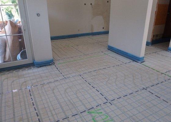 Lité podlahy-anhydrit