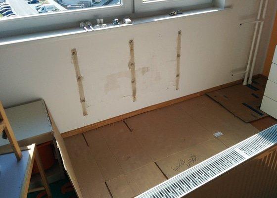 Poptavam vymenu 4ks radiatoru v panelovem dome