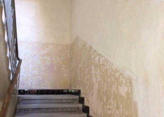 Malování společných prostor