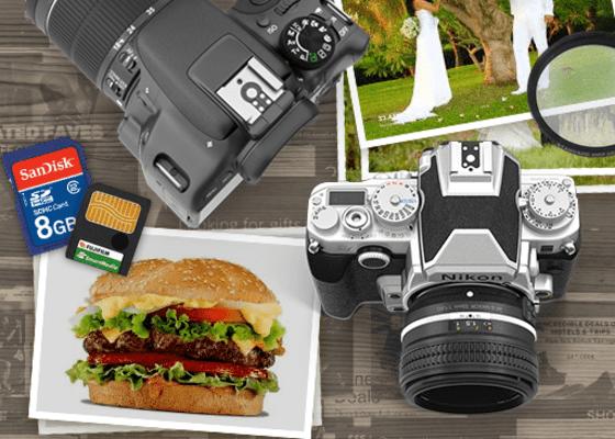 Fotografické služby