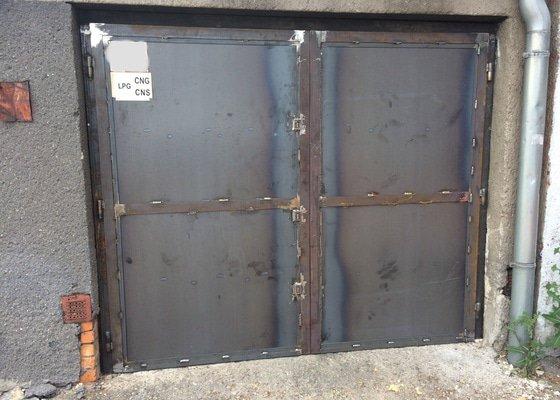Výroba,Montáž garážových vrat