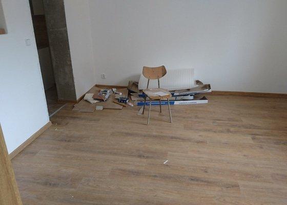 Úklid menšího RD po rekonstrukci