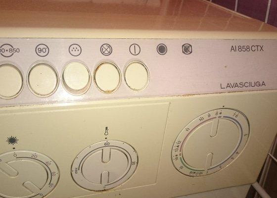Oprava pračky se sušičkou Ariston