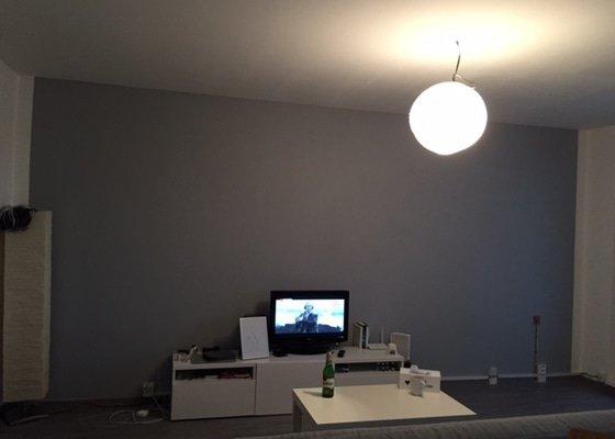 Malování v bytě