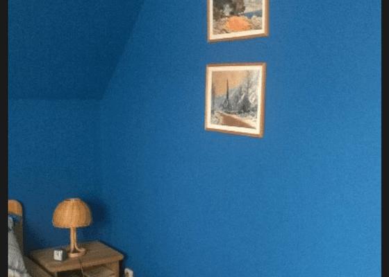 Malířské práce, celý dům, 4+1, chodby, WC, koupelny