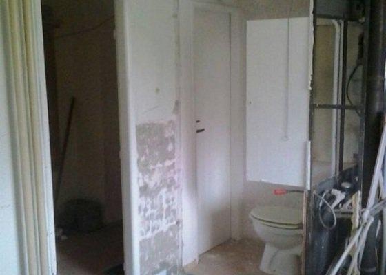 Hrubá rekonstrukce bytového jádra