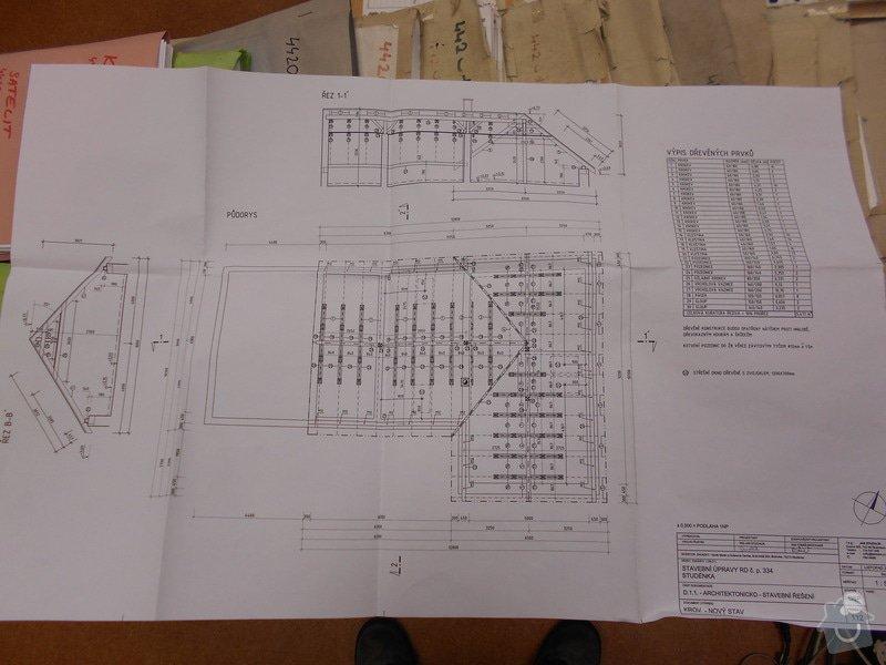Fotogalerie K Poptavce Nove Krovy Tramove Stropy Rekonstrukce Rd