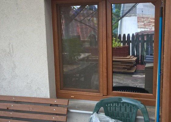 Protisluneční fólie do oken