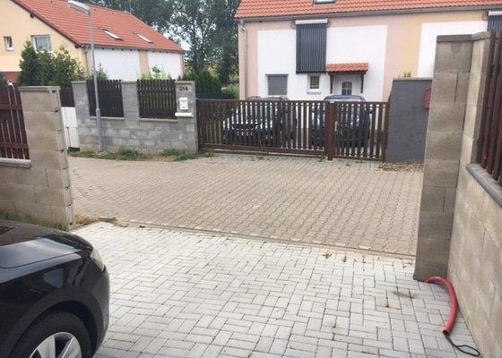 Brána s pojezdem