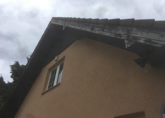 Štít střechy