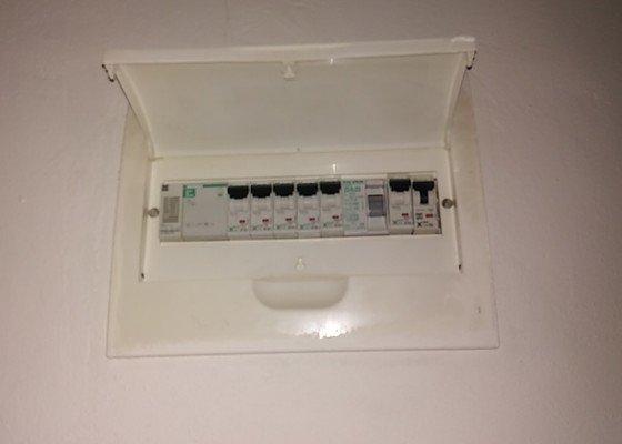 Výměna plynové karmy za elektrický bojler