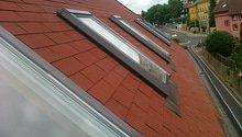 Montáž střešních oken