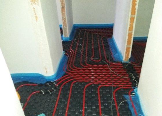 Podlaha na klíč