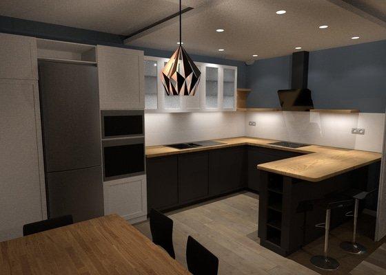 Kuchyn podla navrhu