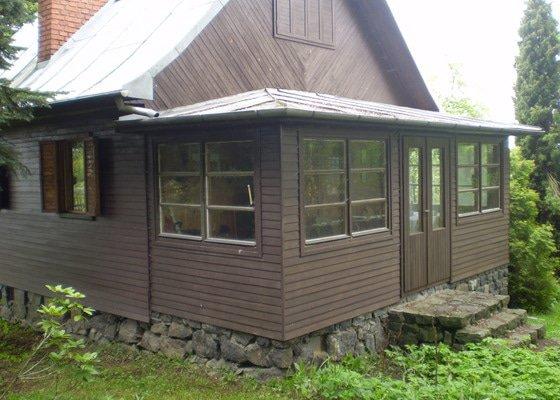 Poptávám: Nátěr plechové střechy  (pozink)