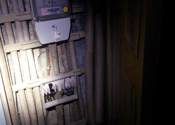 Revize elektro před připojení elektroměru