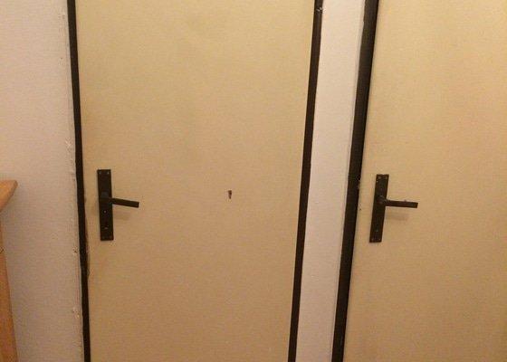 Lakování interierových dveří (5 ks)