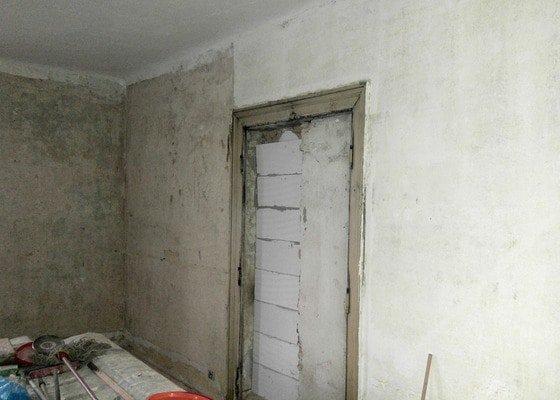Kompletní rekonstrukce bytu 1+1