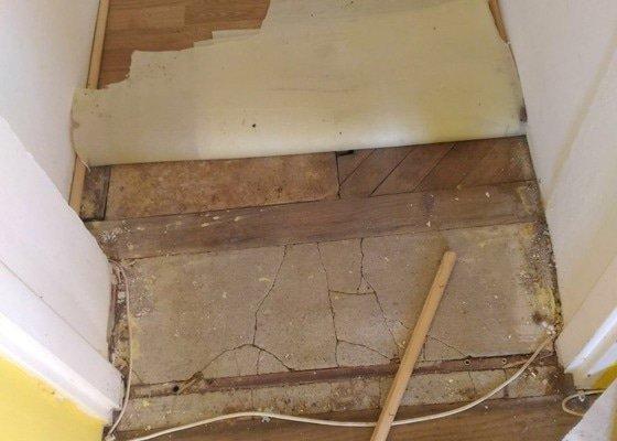 Renovace parket + nové podlahy