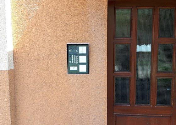 Rekonstrukce domovních zvonků
