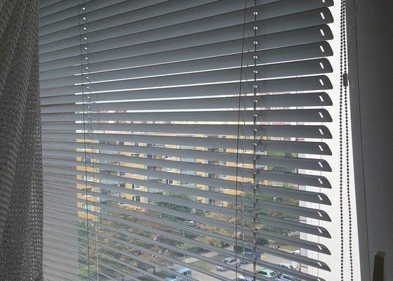Oprava okenních žaluzií