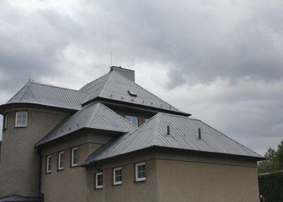 Nátěry střechy