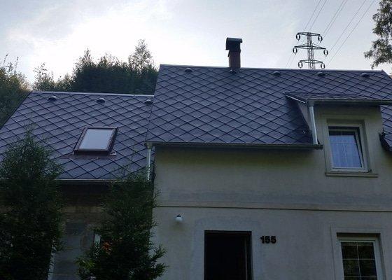 Hliníková střecha