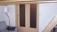 Montáž dveří a obložek v panelovém bytě