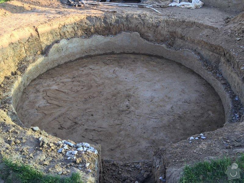 d89ffaeafe Betonová základová deska pod zapuštěný bazén Azuro Vario Mountfield ...
