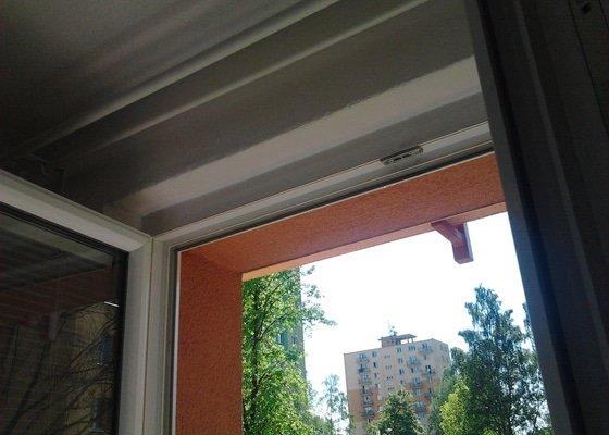 Přetěsnění plastových oken