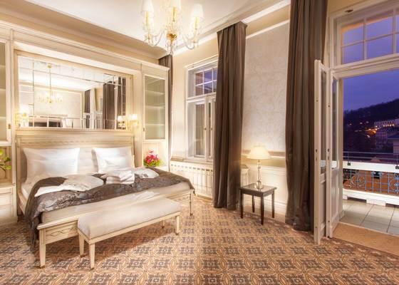 Fotografie pro hotel v Karlových Varech