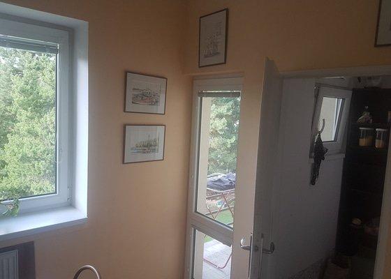 Stavební práce - kuchyně a wc