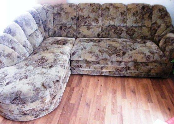 Nové čalounění nábytku
