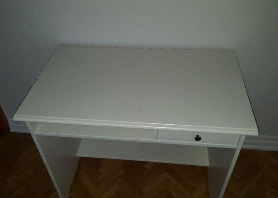 Skleněná deska stolu 2x