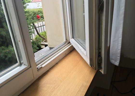Servis okna v loznici