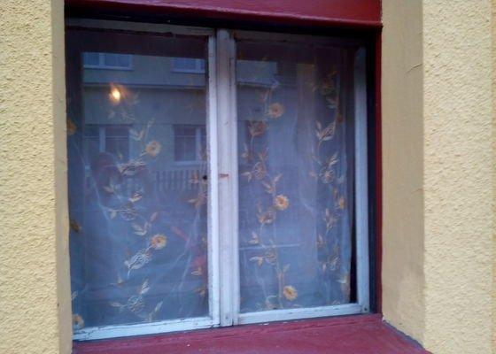 Zhotovení okenic