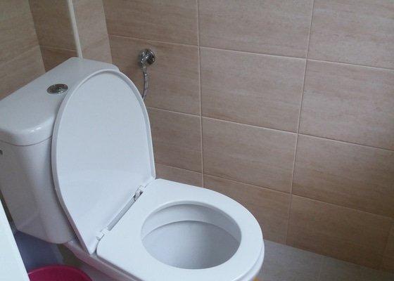 Předělání koupelny a WC